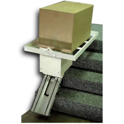 AmeriGlide AC Cargo Stair Lift
