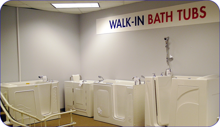 Walk-In Tubs - Main