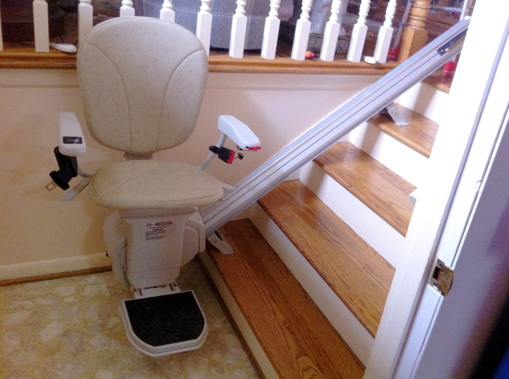 Stair Lift Installations In Raleigh Nc Ameriglide