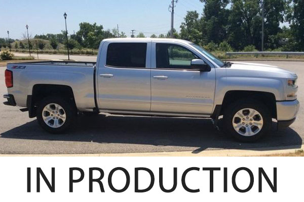 2018 CHEVY SILVERADO 1500 4x4 ALL STAR EDITION