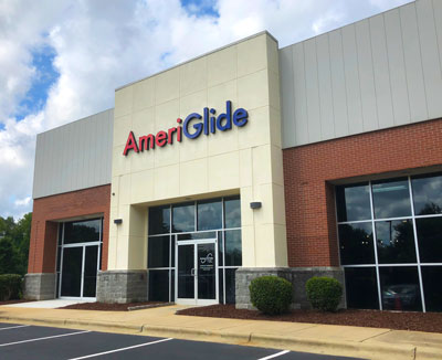 AmeriGlide Raleigh Store Front