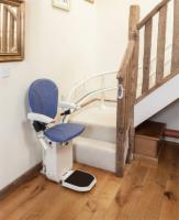 AmeriGlide - Platinum Curved Stair Lift